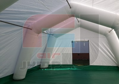 Carpa Sanitaria Tensoinflable