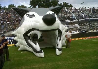 Gimnasia y Esgrima La Plata (Manga del Lobo)