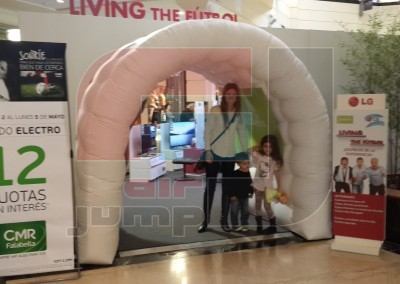 Living Falabella (Unicenter Mundial 2014)