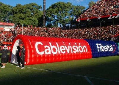 Club Atlético Newell's Old Boys (Cablevisión-Fibertel)
