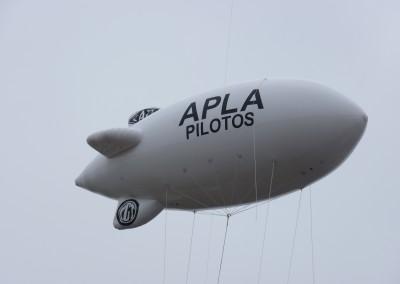 Dirigible Gigante (APLA)