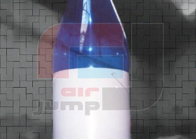 Botella de Agua Mineral (Villavicencio)