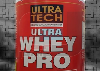 Frasco Suplemento Whey Pro