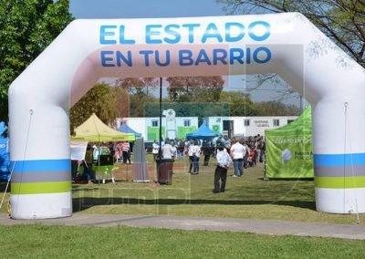 Arcos EL ESTADO EN TU BARRIO
