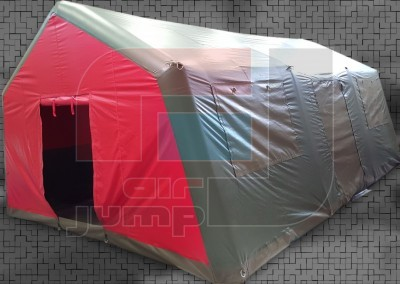 Carpa Sanitaria Tensoinflable 5m x 7m