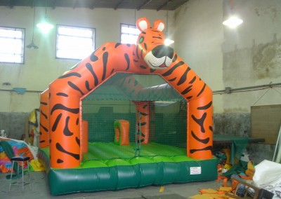 Tigre Inflable