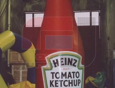 Botella de Ketchup (Heinz)