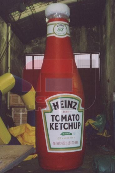 replica ketchup heinz