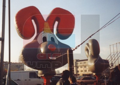 Mascota Conejo Shoppy (Shopping Sur)