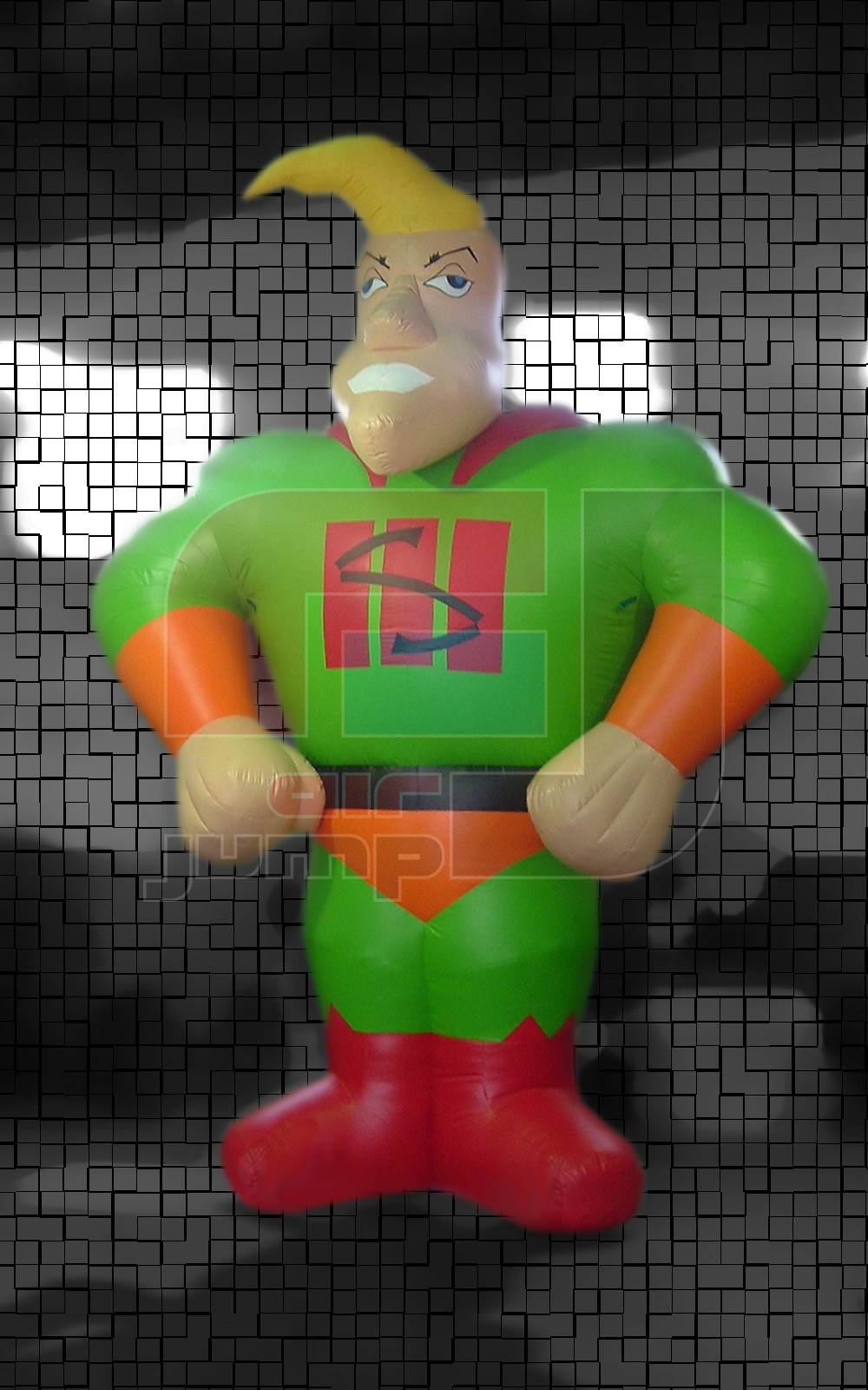 superheroe supermercado