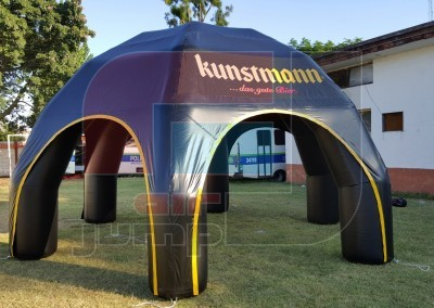 Carpa Inflable Tubular (Kunstmann)