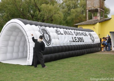 Club Social y Deportivo América de General Pirán